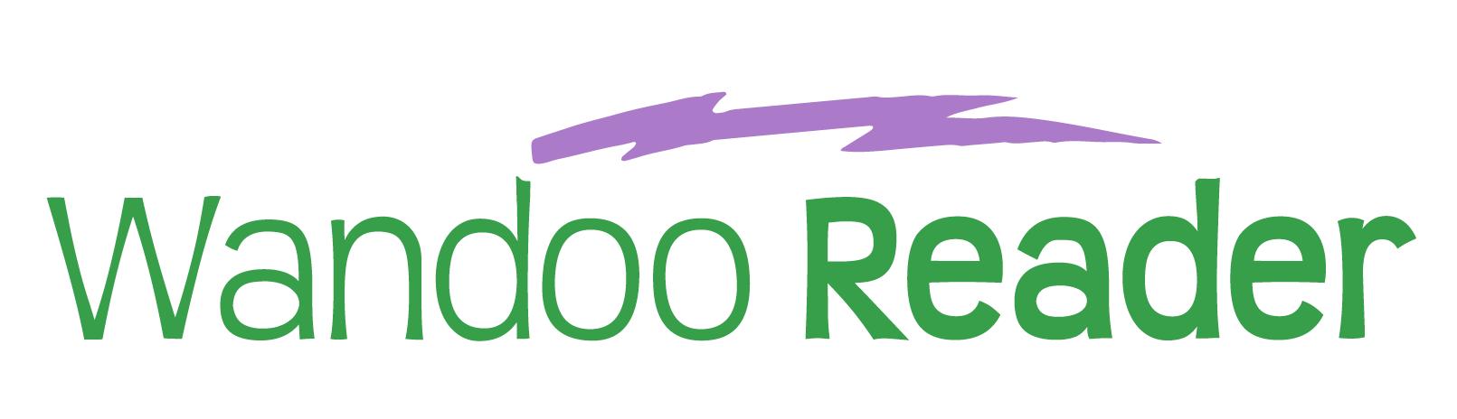 Wandoo Reader Logo Horizontal