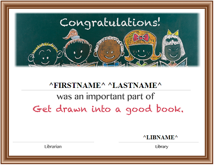 Reading Certificate Templates For Kids – Kids Certificate Templates